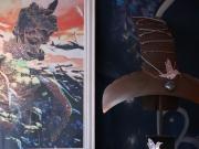 Légende du Cosmos Aquatique - Exposition