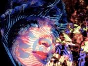 Dame-Soleil du Cosmos Aquatique
